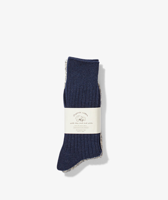 Anonymous Ism - 2-Pack Cotton Knit Sock