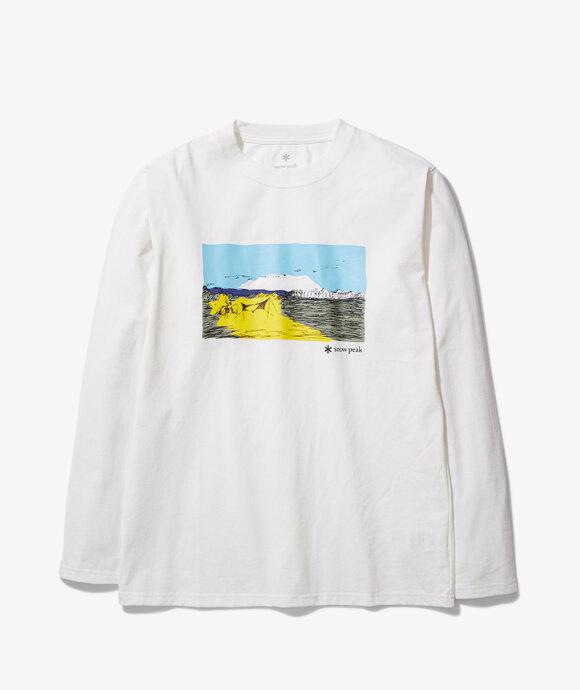 Snow Peak - Campfield L/S Shirt