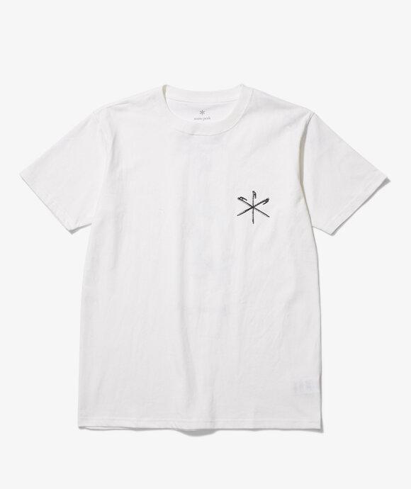 Snow Peak - Printed Hammer T-Shirt