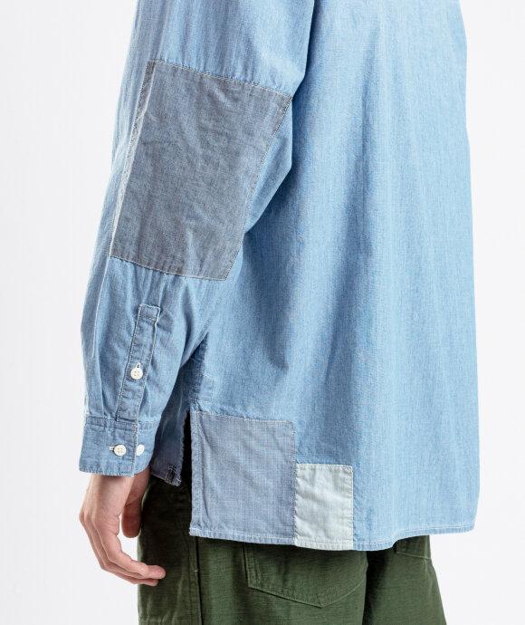 Visvim - Chore PW Chambray Shirt