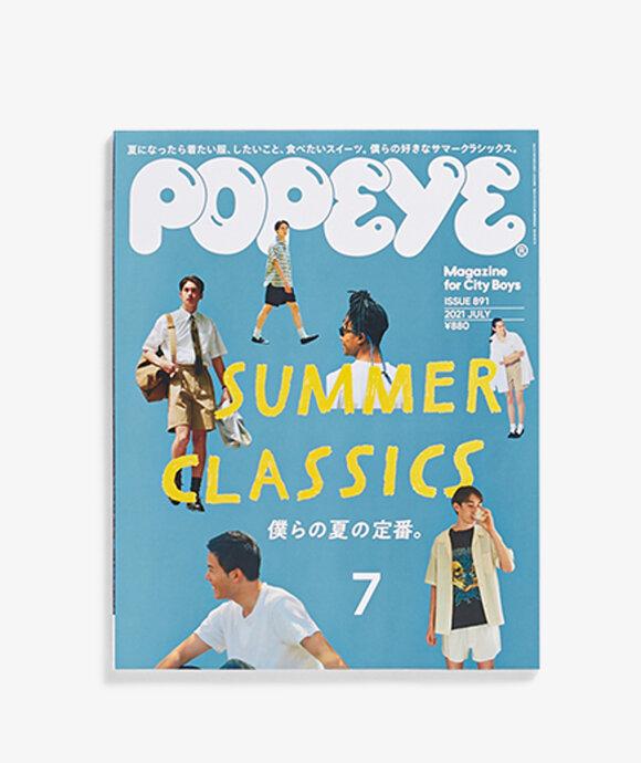 Popeye - Popeye Magazine n.891