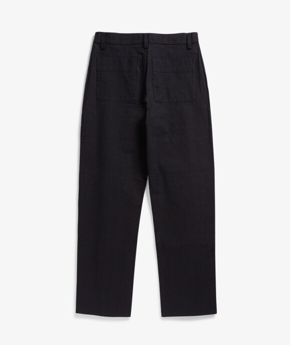 MAN-TLE - Cotton heavy Weight Trousers