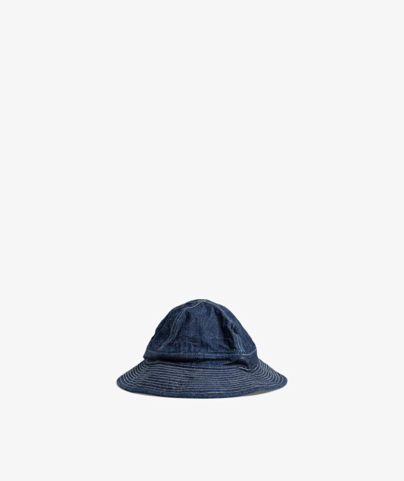 orSlow - Denim Bucket Hat