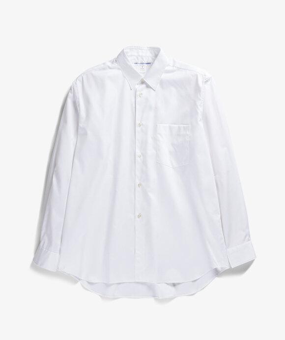 COMME des GARÇONS SHIRT - Classic Woven Shirt