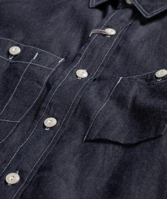 Engineered Garments - Denim Work Shirt