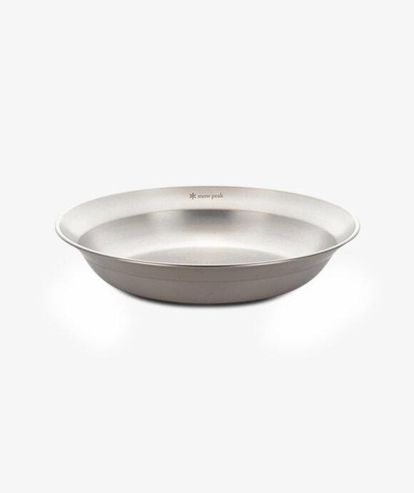 Snow Peak - Tableware Dish