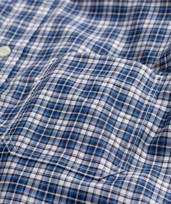 Junya Watanabe MAN - Patchwork Check Shirt