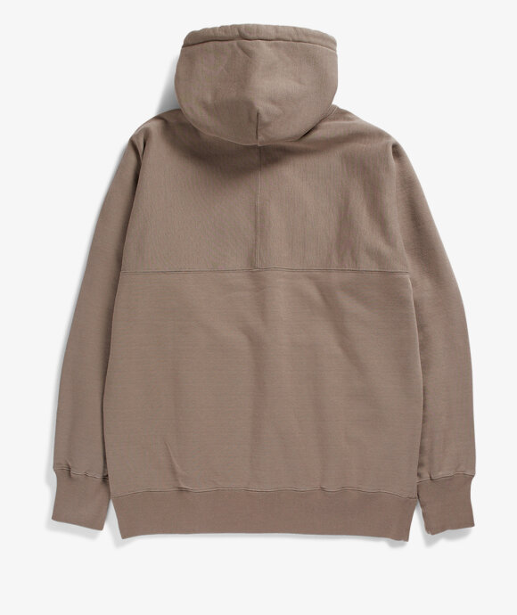 nanamica - Hooded Pullover Sweat