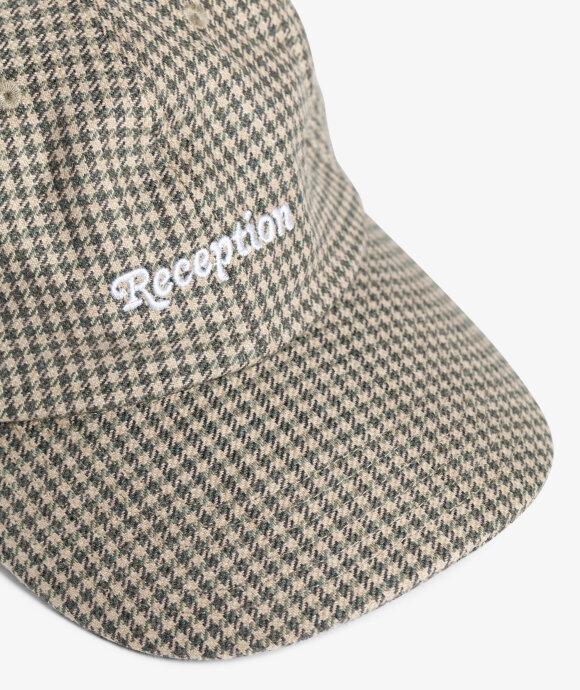 Reception - Wool Cashmere Cap