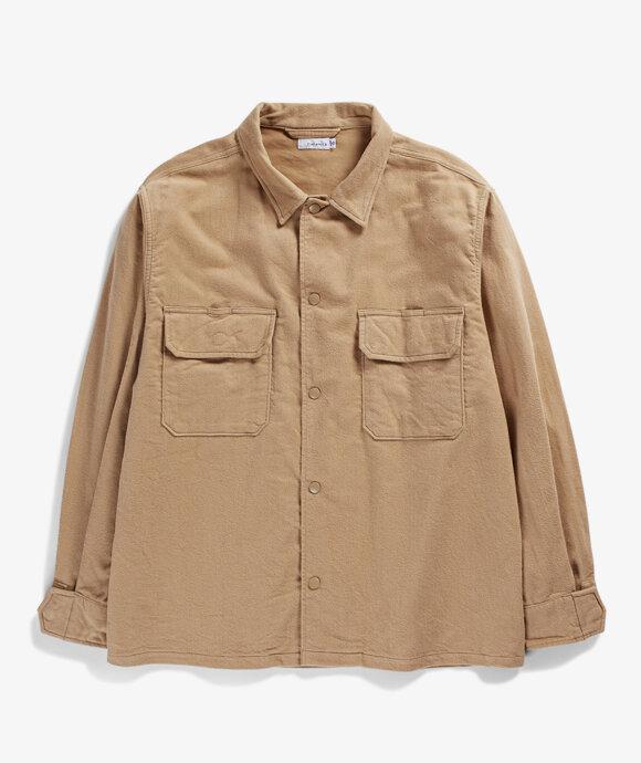 nanamica - Hybrid CPO Jacket