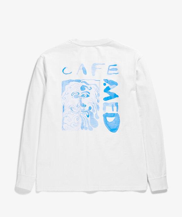 Reception - Cafe Med LS Tee
