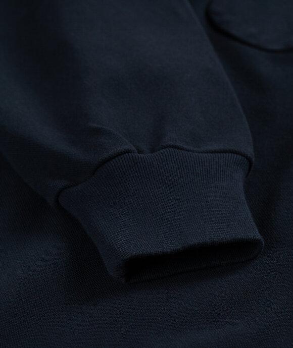 nanamica - L/S Polo Shirt