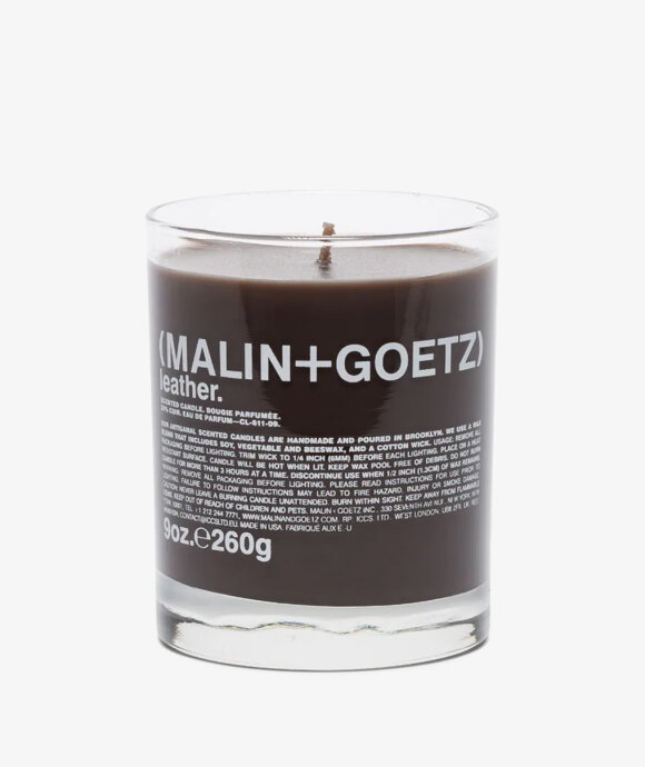 Malin+Goetz - Leather Candle