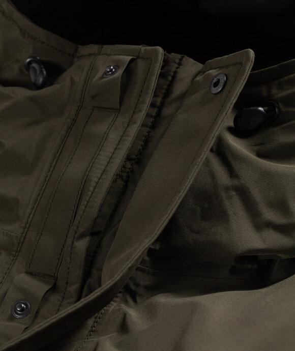 nanamica - Gore-Tex Down Coat