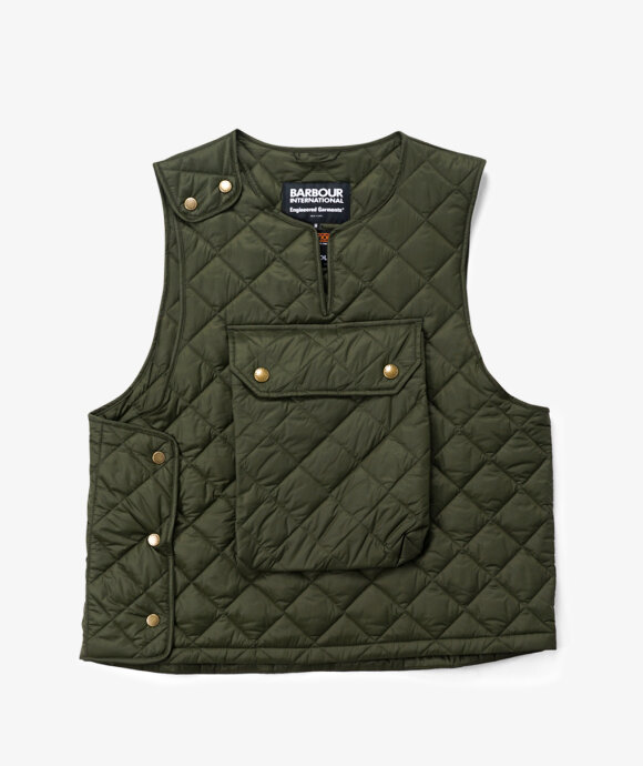 Barbour - Barbour EG Pop Quilt Vest