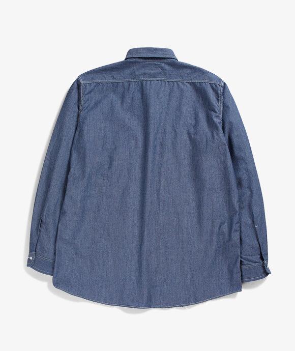 nanamica - Regular Collar Wind Shirt