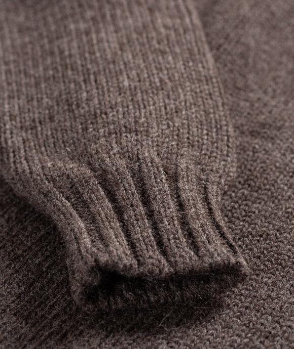 Margaret Howell - MHL Wide Neck Sweater